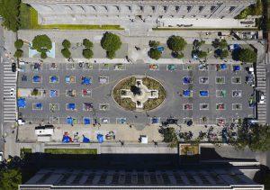 San Francisco Tents © Christopher Michel